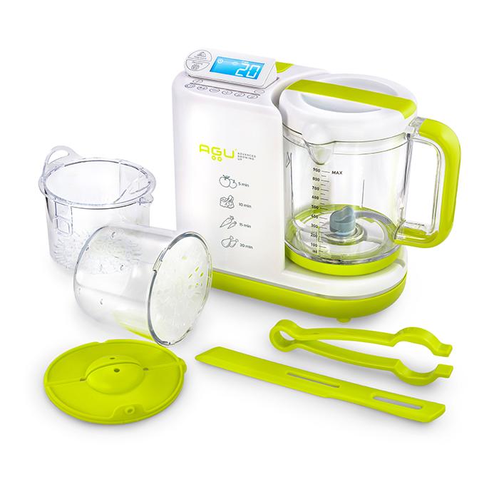 Кухненски робот за готвене на детски ястия AGU Octopy