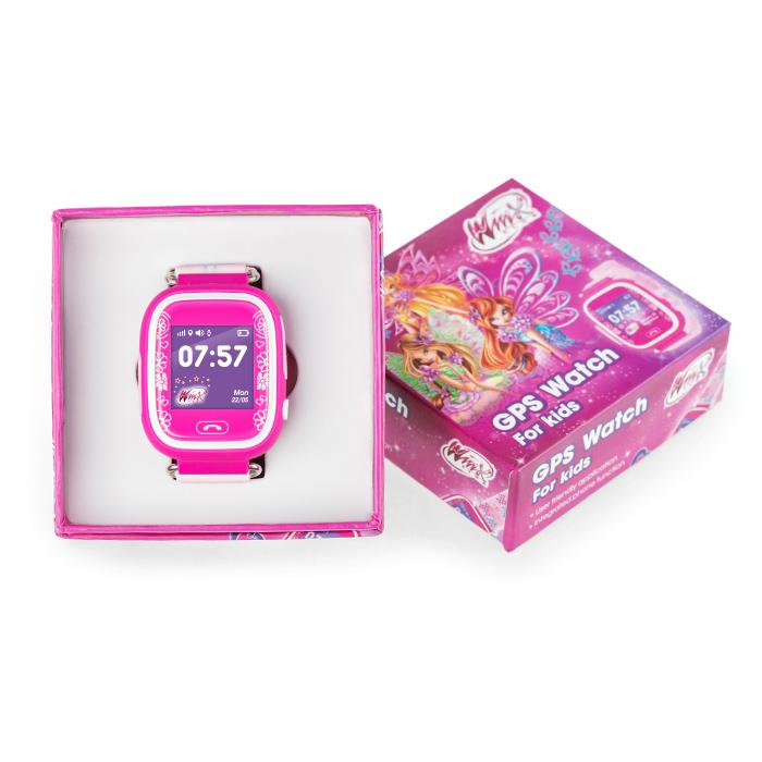 Смарт GPS часовник AGU Winx